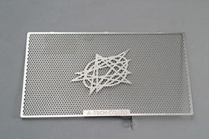 CBR954(02~03年) ラジエターコアガード A-TECH(エーテック)