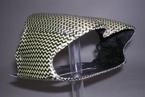 Aprilia RSV1000MILLE(01~03年) テールガーニッシュ 平織りカーボン A-TECH(エーテック)