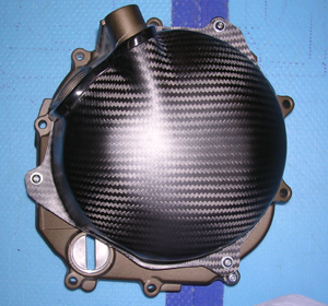 最安値級価格 ZX-6R(03~04年) クラッチカバー クラッチカバー ドライカーボン製塗装無 ZX-6R(03~04年) A-TECH(エーテック), 仲南町:11edde32 --- hortafacil.dominiotemporario.com