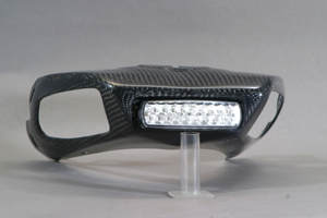 1400GTR(08年~) LEDテールランプキット 平織カーボン A-TECH(エーテック)