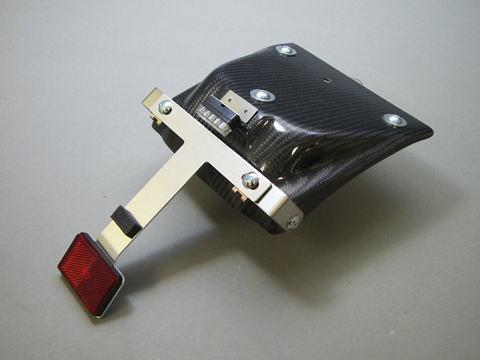 ZX-14R(12年~) フェンダーレスキット 平織カーボン(C) A-TECH(エーテック)