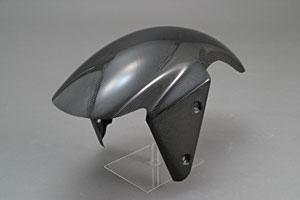 Z1000(03~06年) フロントフェンダー FRP/白 A-TECH(エーテック)