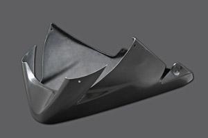 ZX-10R(04~05年) ボトムアンダーカウル 平織カーボン A-TECH(エーテック)