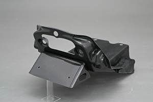 ZRX1200R(01~08年) フェンダーレスキット FRP/黒 A-TECH(エーテック)