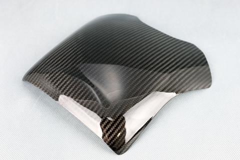 平織ドライカーボン タンクパッド クリア塗装済 A-TECH(エーテック) Z900RS(18年)