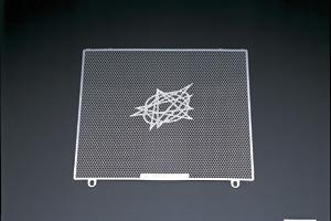 ZX-12R(02年~) ラジエターコアガード(ステンレス) A-TECH(エーテック)