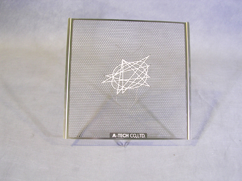 ラジエターコアガードSTD A-TECH(エーテック) ZX-10R(16年~)