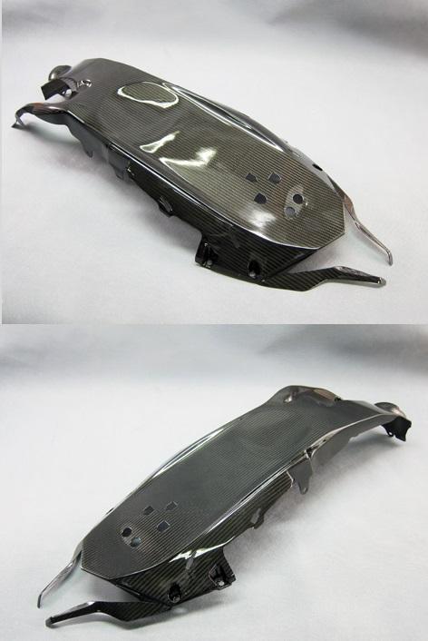 シートインナー FRP/黒(FB) A-TECH(エーテック) ZX-10R(16年~)