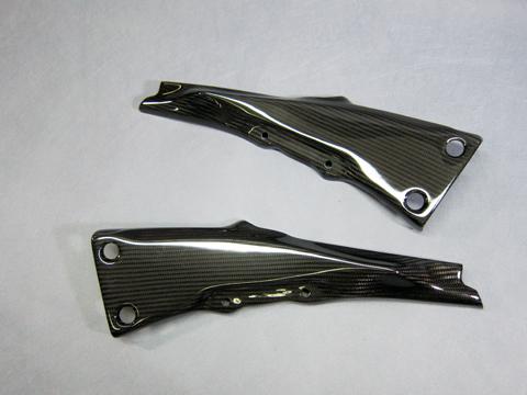 【同梱不可】 サブフレームカバー 左右セット 綾織ドライカーボン(DC) 左右セット A-TECH(エーテック) ZX-10R(16年~) ZX-10R(16年~), メガネのれんず屋:bf94d52f --- fabricadecultura.org.br