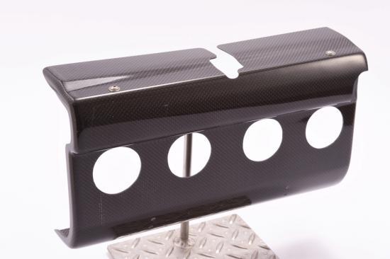オリジナル カーボンヒートガード TMR用 Anny's(アニーズ) ZRX1200