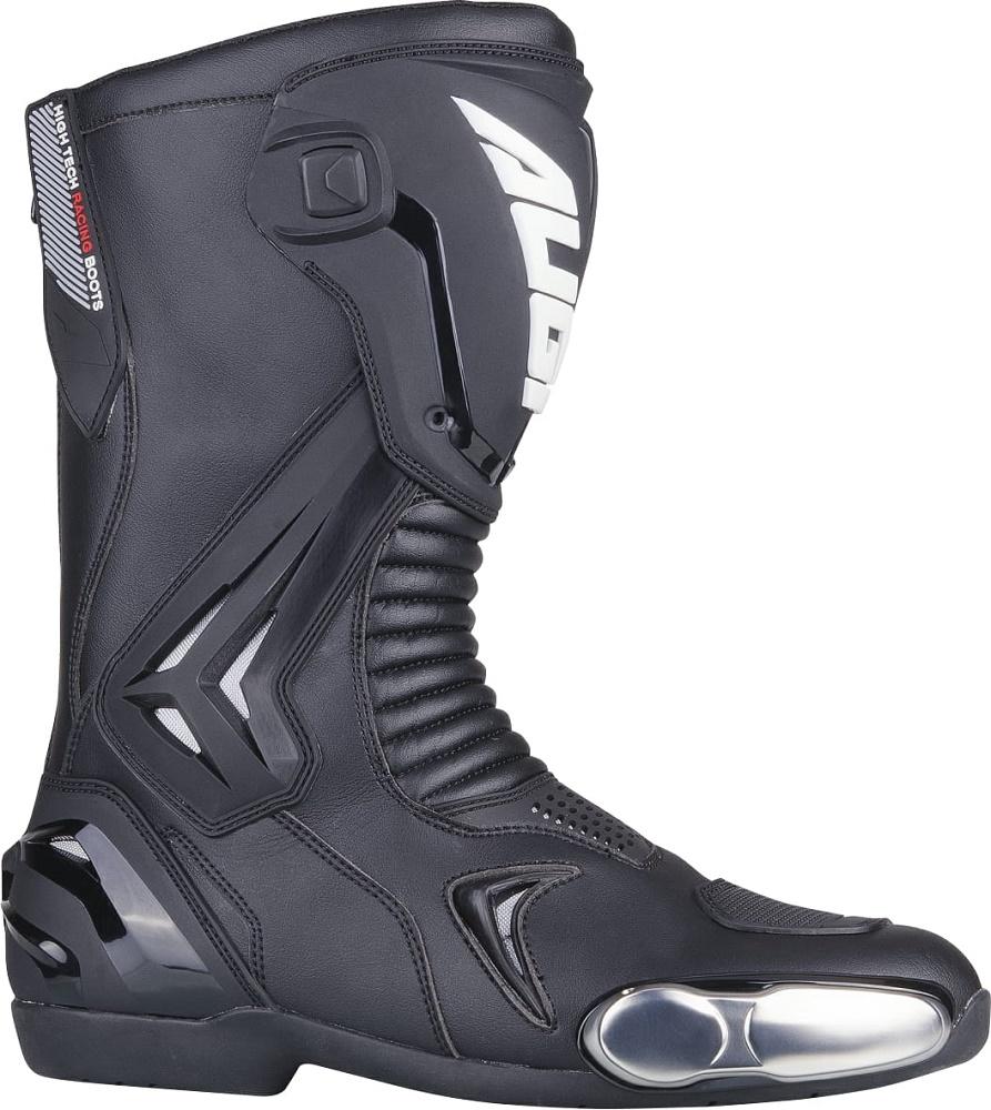 AR3 AUGI(アギ) レーシングブーツ ブラック 24.0cm AUGI(アギ)