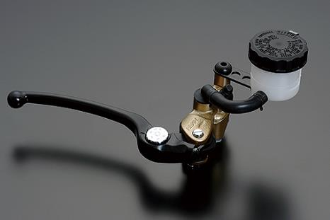NISSIN ラジアルマスターシリンダー鍛造モデル 17mm ブラックスタンダードレバー/ゴールドボディー ADVANTAGE(アドバンテージ)