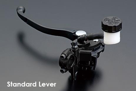 NISSIN ラジアル クラッチマスターシリンダー鍛造モデル 19mm ブラックレバー ADVANTAGE(アドバンテージ)