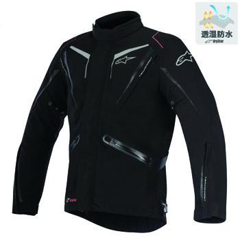 ヨコハマ ドライスター ジャケット ブラック XLサイズ アルパインスターズ(alpinestars)