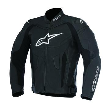 GPプラスR レザージャケット ブラック 48サイズ アルパインスターズ(alpinestars)