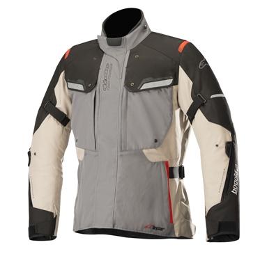 ボゴタ ドライスター ジャケット ダークグレー/サンド/ブラック Mサイズ アルパインスターズ(alpinestars)
