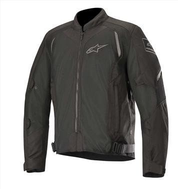 ウェイクエアージャケット ブラックブラック XLサイズ アルパインスターズ(alpinestars)