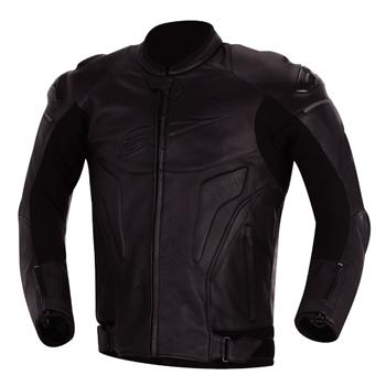 ファントム レザージャケット ブラック 52サイズ アルパインスターズ(alpinestars)