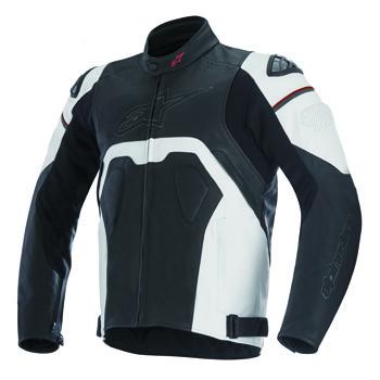 コア レザージャケット ブラック/ホワイト 50サイズ アルパインスターズ(alpinestars)