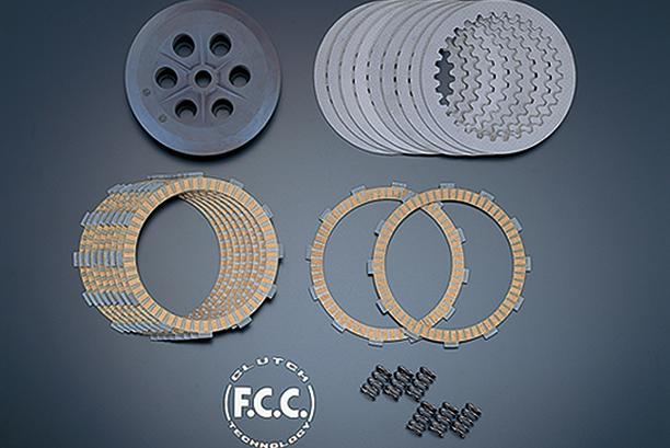FCC トラクション コントロール クラッチキット Type-F ADVANTAGE FCC(アドバンテージ) ZZ-R1400(06~11年)
