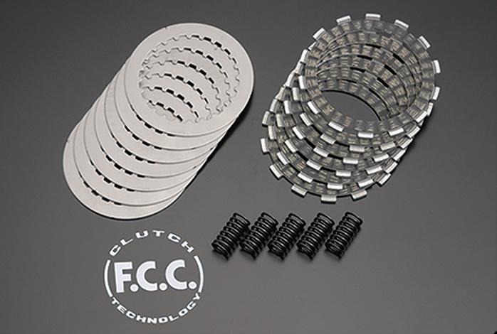 FCC トラクション コントロール クラッチキット Type-A ADVANTAGE FCC(アドバンテージ) KX250F(04~14年)