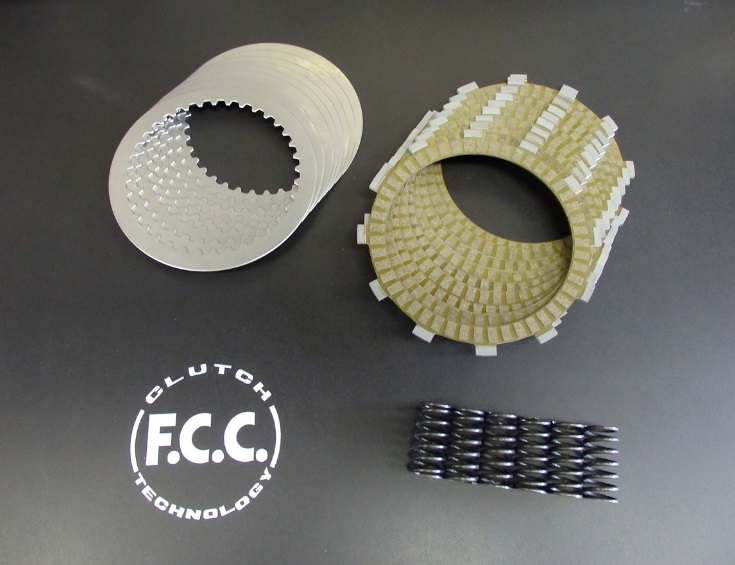FCC トラクション コントロール クラッチキット Type-A SPECIAL+1 Type ADVANTAGE FCC(アドバンテージ) GT750