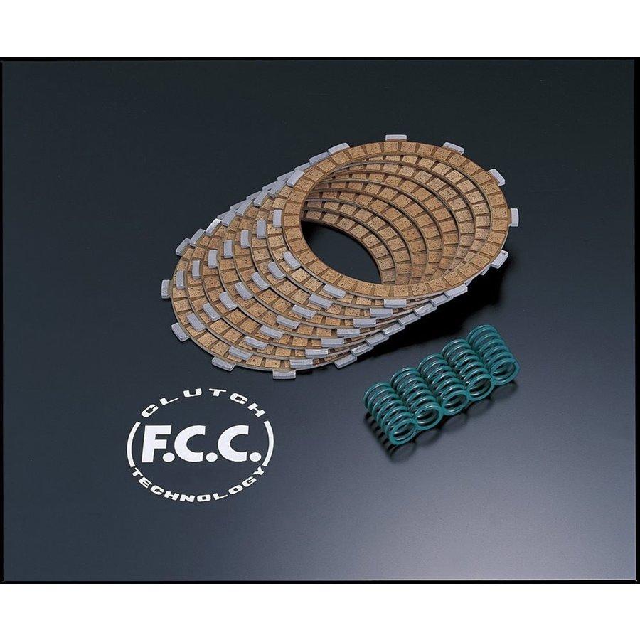 FCC トラクション コントロール クラッチキット Type-H ADVANTAGE FCC(アドバンテージ) WR250Z(94~98年)