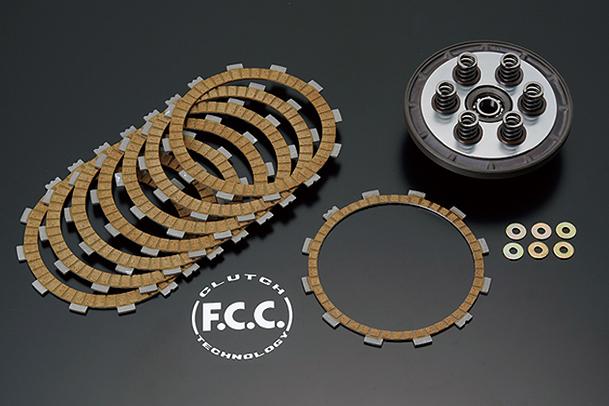 FCC トラクション コントロール クラッチキット Type-C ADVANTAGE FCC(アドバンテージ) FJ1200