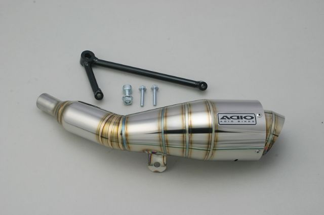 BB-SHOOTエアクリーナー ステンレス ADIO(アディオ) ビーウィズ(BWS125)SEA6J