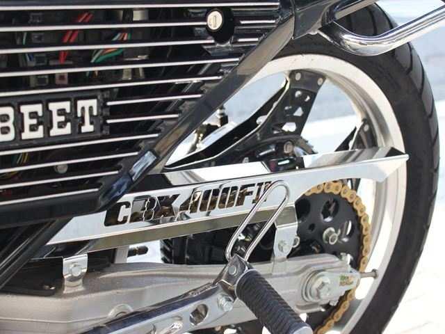 大注目 CBX400F(2型)ロゴ入りメッキチェーンケース ACP(エーシーピー) CBX400F(2型), 土成町:e155839c --- canoncity.azurewebsites.net