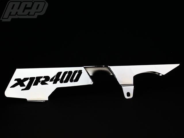 ロゴ入りメッキチェーンケース ACP(エーシーピー) XJR400
