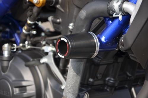 レーシングスライダー ロゴ無 ジュラコン/ホワイト Φ50 AGRAS(アグラス) MT-25