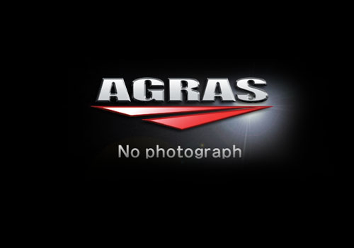 【送料無料】 レーシングスライダー3点セット フレームΦ50(左右)+ジェネレーターCセット ロゴ有 ジュラコン/ホワイト AGRAS(アグラス) KATANA(刀)