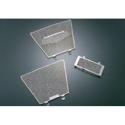 ラジエターコアガード AGRAS(アグラス) GSX-R1000 '05-'06