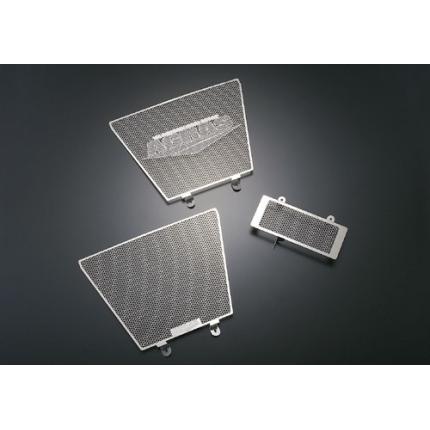 ラジエターコアガード AGRAS(アグラス) GSX-R1000