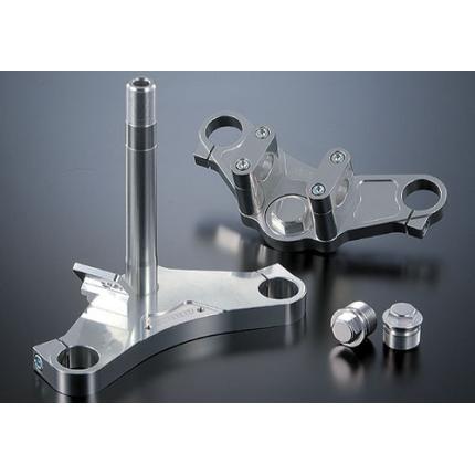 トップブリッジ&ステムSET 15mmロング ロックステー付 AGRAS(アグラス) モンキー(MONKEY)