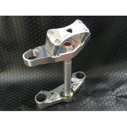 トップブリッジ&ステムSET バーハンドル アッパーブラケット付 AGRAS(アグラス) CB1100