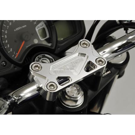 ハンドルアッパーブラケット AGRAS(アグラス) GSR400