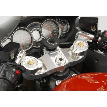 トップブリッジ&ハンドルSET AGRAS(アグラス) GSX1300R(隼) '08-'10