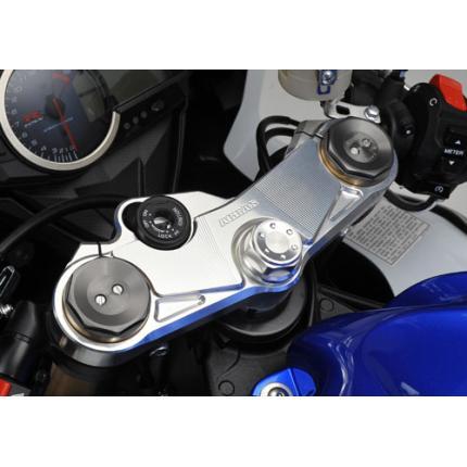 トップブリッジ シルバー AGRAS(アグラス) GSX-R1000