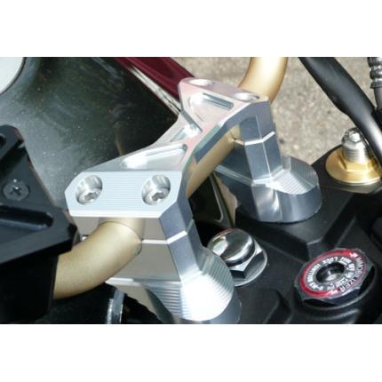 ハンドルアッパーブラケット AGRAS(アグラス) ZRX1200 DAEG(ダエグ)