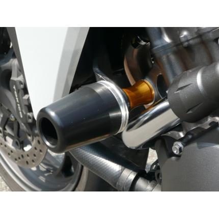 レーシングスライダー3点SET フレームφ50 クランクB AGRAS(アグラス) CB1000R