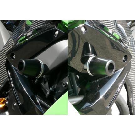 レーシングスライダー フレーム AGRAS(アグラス)     ZX-10R '08-'09