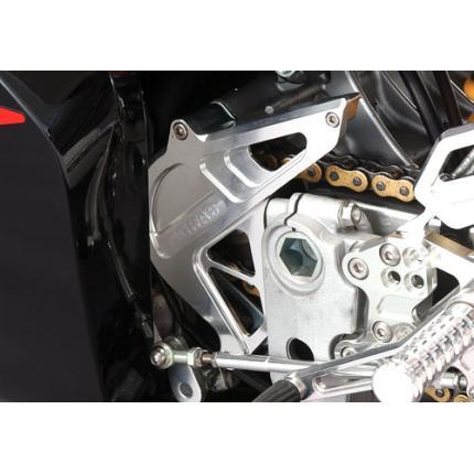 フロントスプロケットカバー AGRAS(アグラス) CBR900RR