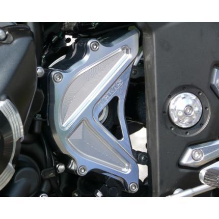 フロントスプロケットカバー AGRAS(アグラス) Z1000 '07-'09