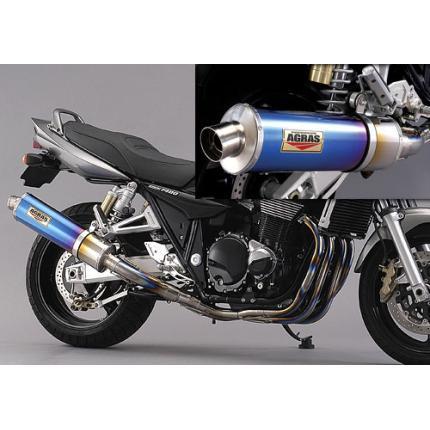 ハウリング・フルEX ステン/チタン AGRAS(アグラス) GSX1400