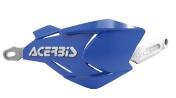 AC-22397 X-FACTORYハンドガード ブルー/ホワイト アチェルビス(ACERBIS)