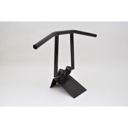リトルボーイ10インチ ブラックメッキ ハンドル ALCANhands(アルキャンハンズ)