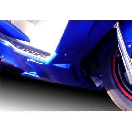 フロントアンダーカウル(未塗装白ゲル) BLESS CREATION(ブレスクリエイション) スカイウェイブ(SKYWAVE)CJ43