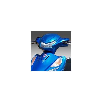 フロントフェイスマスク(未塗装ゲル) BLESS CREATION(ブレスクリエイション) アドレスV125(ADDRESS)
